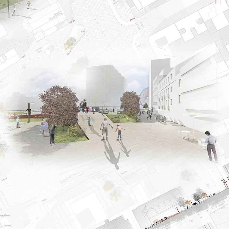 Nuevos ambientes urbanos libres de caos circulatorio y obstáculos para el viandante